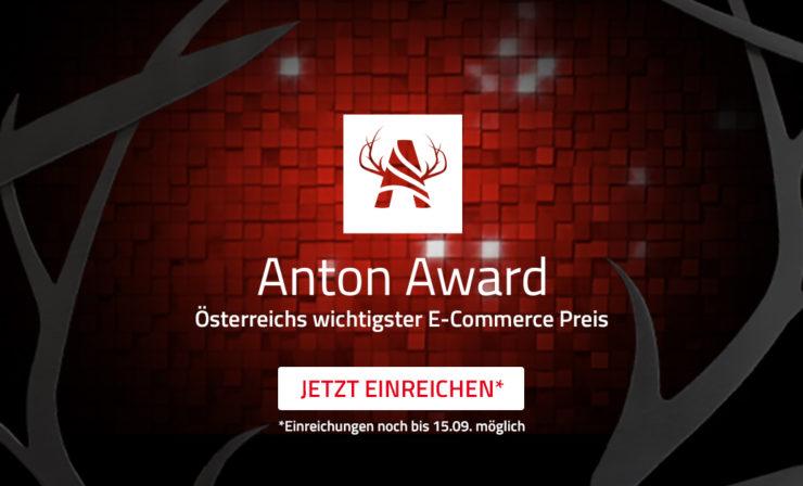 Anton Award 2017 – der begehrte e-Commerce Preis aus Österreich