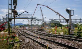 DB: Der Zeitplan liegt vor – Umfangreiche Reparaturen der Rheintalbahn