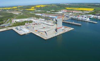 Offshore-Branche setzt auf Mukran Port