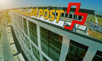 Schweizerische Post liefert Pakete zur gewünschten Zeit
