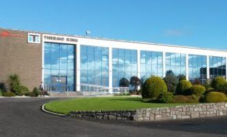 Thermo King-Produktionsstätte in Irland erzeugt keinen Deponiemüll mehr