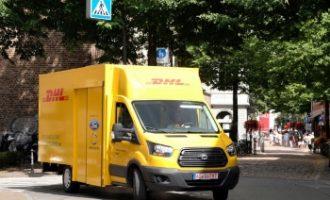Deutsche Post DHL Group und Ford stellen E-Transporter StreetScooter WORK XL vor