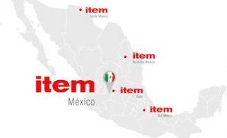 item Industrietechnik eröffnet neue Niederlassung in Mexiko