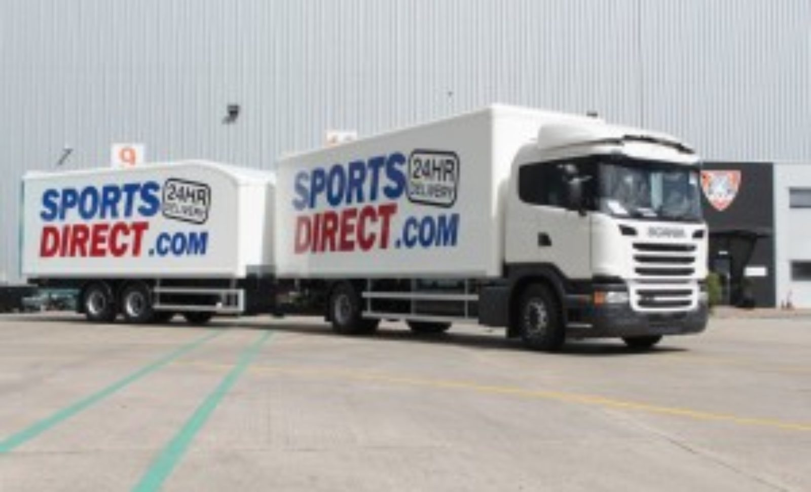 Sports Direct buys nine Tiger trailers