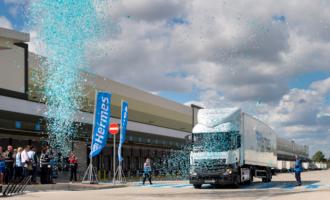 Super-Hub in England: Hermes eröffnet größtes Logistikzentrum