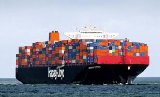 Übernahme von UASC: Hapag-Lloyd schreibt schwarze Zahlen