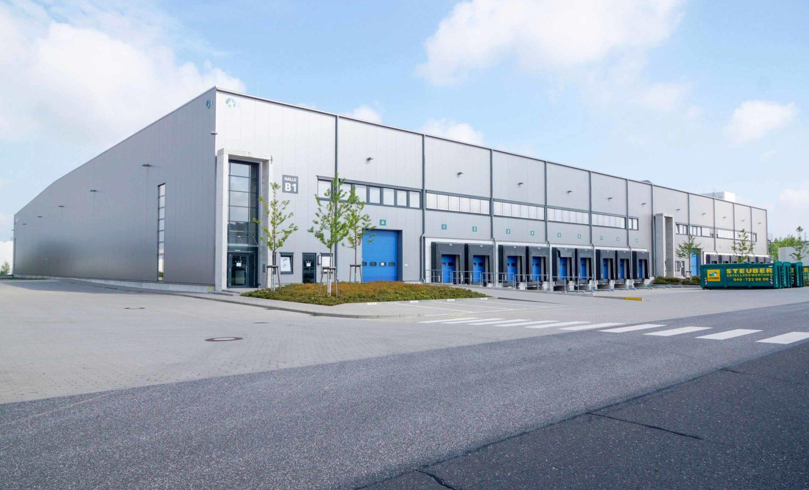 Prologis vermietet zwei Logistikimmobilien an Airbus in Hamburg