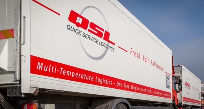 Systemgastronomie: Starkes Wachstum in Europa für Logistiker mit Handelsfunktion