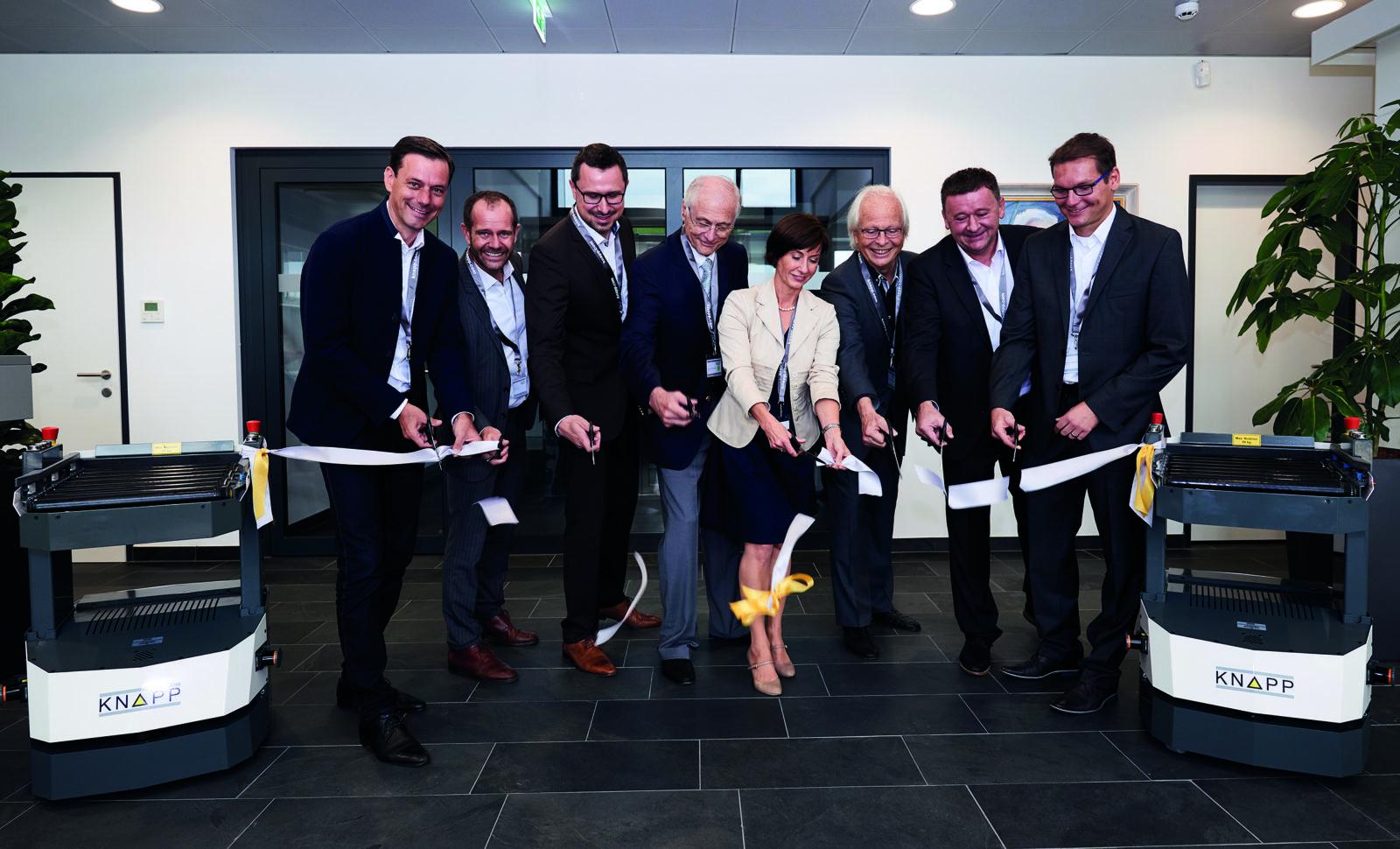 KNAPP-Campus in Dobl eröffnet