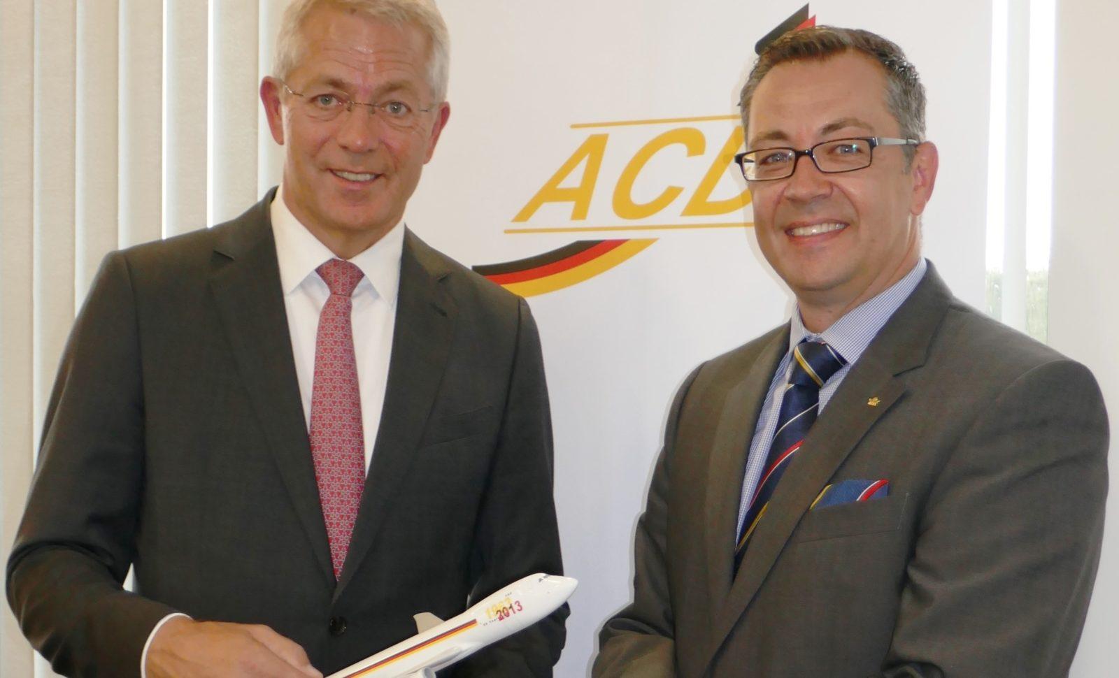 BDL-Präsident Dr. Stefan Schulte fordert: Abbau der Wettbewerbsnachteile für deutsche Luftverkehrsbranche