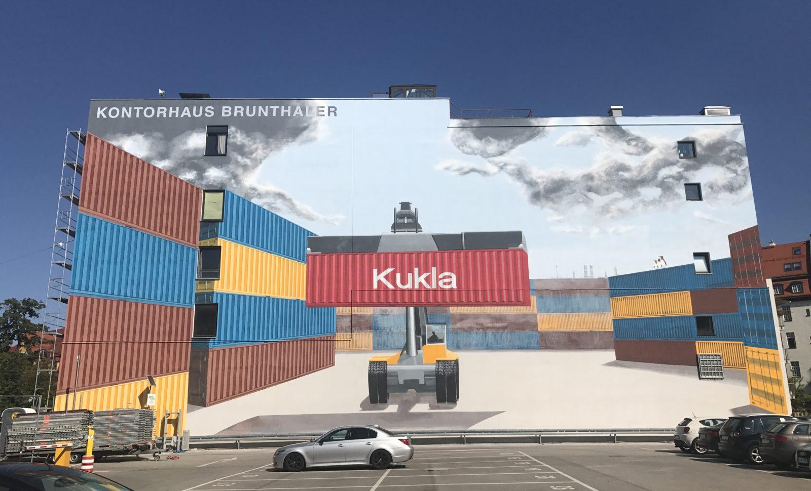 Logistikdienstleister: Kukla macht Logistik zur Kunst