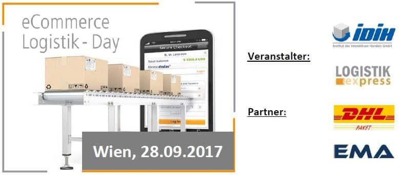 eCommerce Logistik-Day, #eComLog17