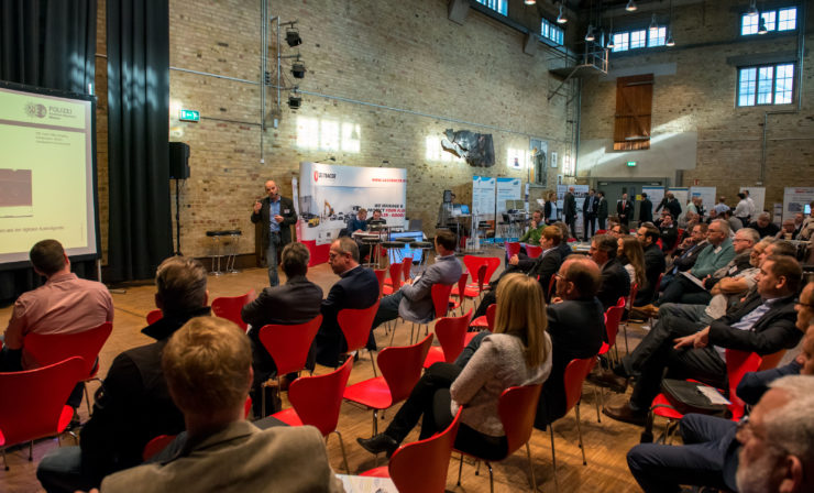 """Trimbles ITT-Event 2017: """"Sind Sie bereit für Logistik 4.0?"""""""