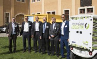 Elektromobile Logistik kommt ins Rollen
