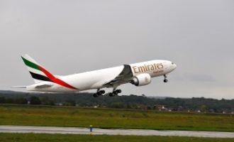 Dritter Geburtstag der Emirates Skycargo-Verbindung nach Basel