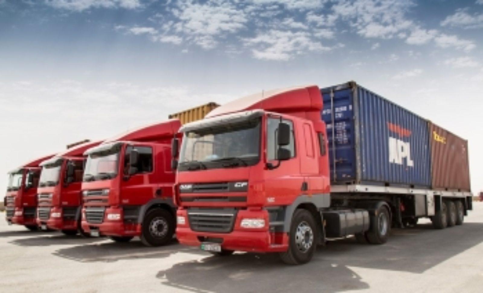 DAF liefert 500sten Lkw nach Jordanien