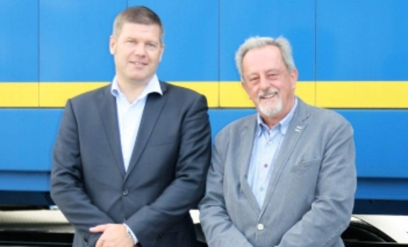 Homtrans-Geschäftsführer Gerold Claus geht in den Ruhestand