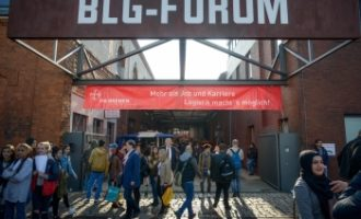 """Über 3.000 Besucher informieren sich auf """"Welt der Logistik"""""""