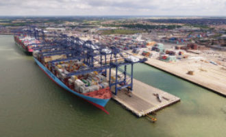 Felixstowe to expand container yard