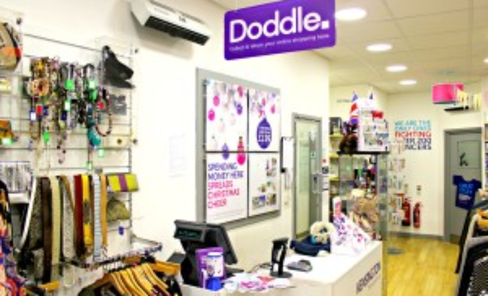 Doddle and Cancer Research expand click & collect partnership