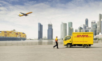 DHL and Huawei launch IoT application