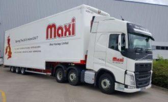 Maxi Haulage expands double decker fleet