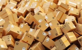 Parcel Shipping Index: China vor USA und Japan