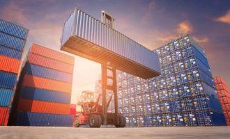 Containerschienenverkehr zwischen Hamburg und Sachsen nimmt zu