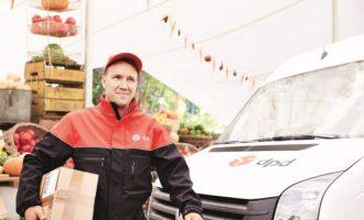 """DPD öffnet Lebensmittel-Versand """"DPD Food"""" für weitere Anbieter"""