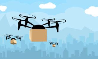 Drohnen-Luftverkehr: UN trifft sich mit Amazon, Google und Co.