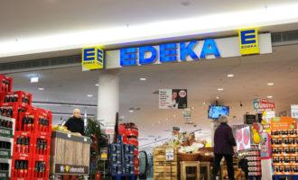 100-Millionen-Euro-Projekt: Edeka baut neues Lager in Oberhausen