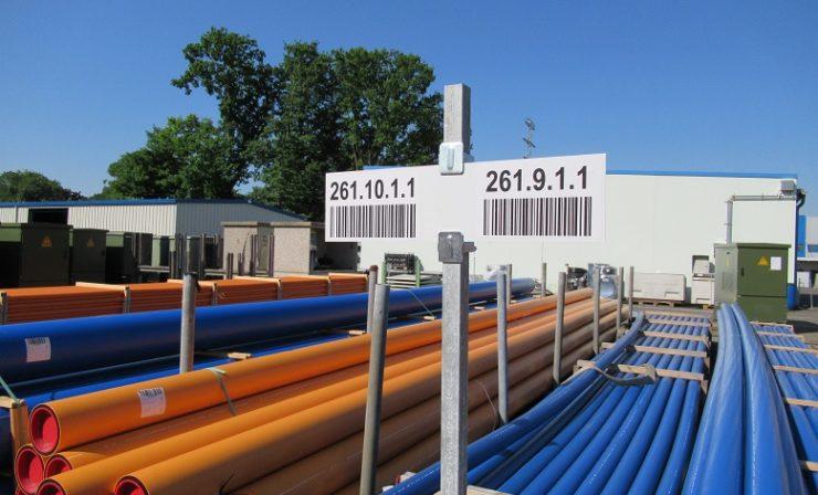 Lagerkennzeichnung bei Westnetz: Gas geben für die Energiewende
