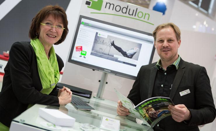 modulon Webservice zeigt Lösungen zur automatisierten Lohn- und Spesenberechnung bei Zukunftskongress Nutzfahrzeuge 2017