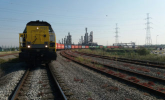 LORO: Customer-oriented rail solution relieves the Antwerp ring and European roads