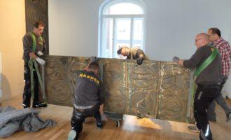 HARDER logistics organisiert den Rückumzug wichtiger Edwin-Scharff-Exponate ins Museum