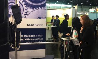 cargo-partner auf Österreichs größter Karrieremesse