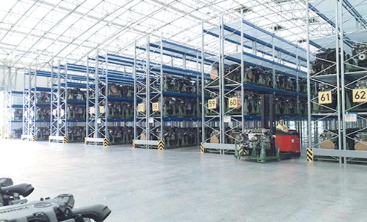 Produktionssynchrone Logistikprozesse: Walter Schmitt führt Warehouse Management System von inconso ein