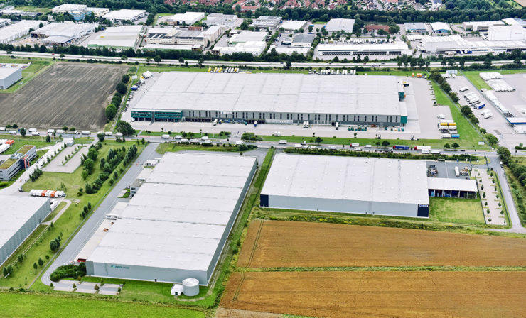 Prologis Leases 26,400 Square Meters in Hanover