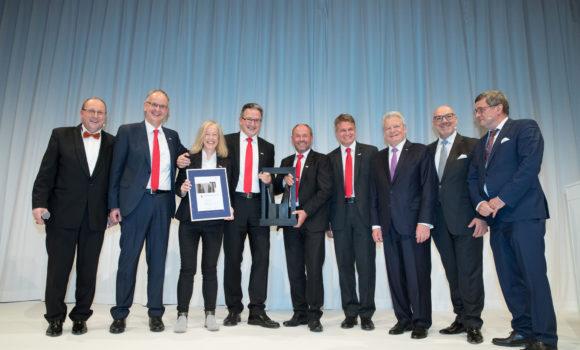 Deutscher Logistik-Preis 2017 geht an Bosch