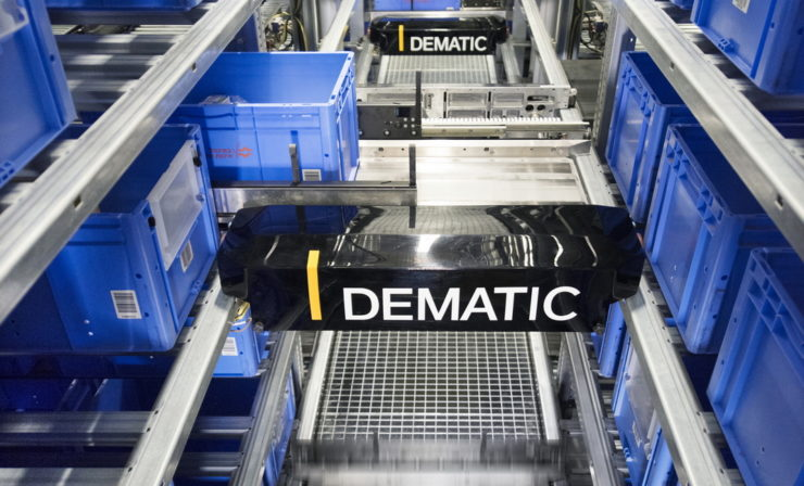 Logistica 2017: Dematic präsentiert zukunftsorientierte Intralogistik-Lösungen