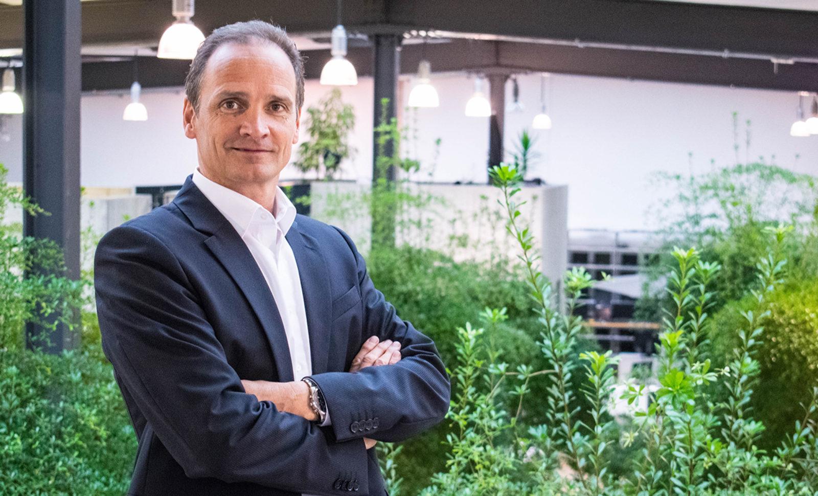 Dirk Becker wird Vertriebsleiter bei Ubimax