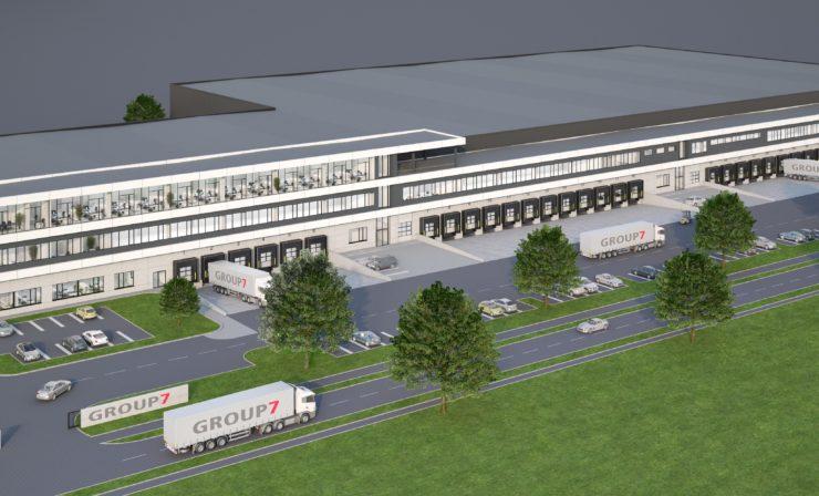 GROUP7 vergrößert Logistikflächen auf über 220.000 Quadratmeter deutschlandweit