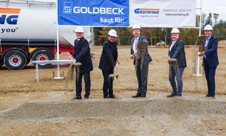 GREIWING investiert 33 Millionen Euro in neuen Standort