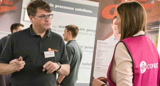 ELSEN sucht Nachwuchskräfte beim Koblenzer Karrieretag