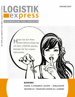 LOGISTIK express Fachjournal 4-2017