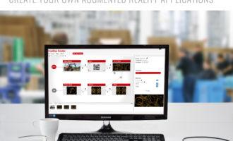 """Ubimax veröffentlicht """"Frontline Creator"""" –  Tool zur einfachen Erstellung eigener Augmented Reality Anwendungen"""
