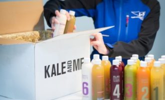 B+S übernimmt E-Commerce Fulfillment für Kale & Me GmbH