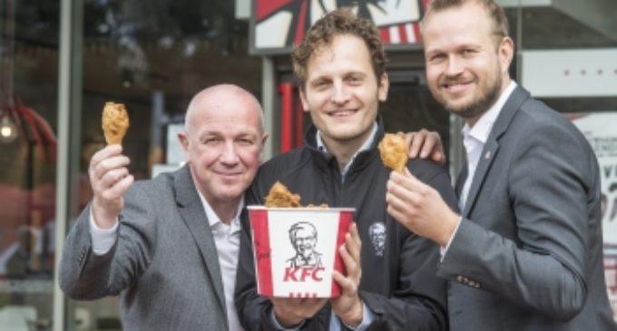 DHL und QSL realisieren Lieferkette für Kentucky Fried Chicken in Großbritannien