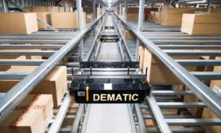 Dematic automatisiert Frische- und Tiefkühllager der POLO SpA