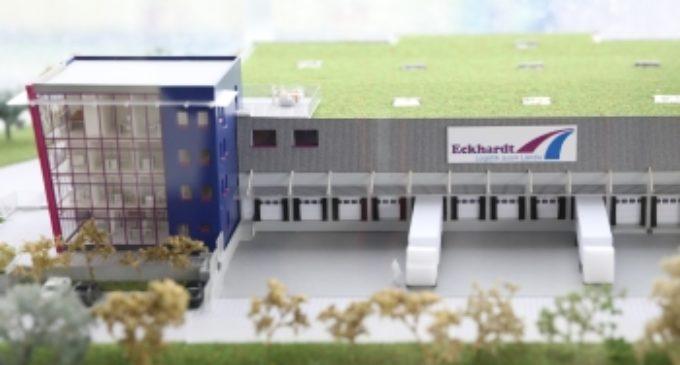 Eckhardt Logistik verlagert Firmensitz